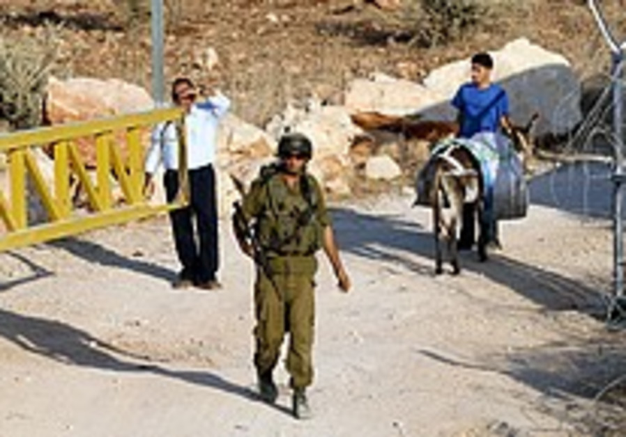 Settlers reportedly beat Palestinians