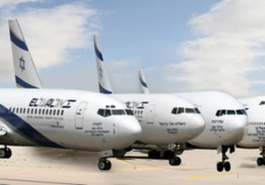 El Al planes for Yom Haatzmaut