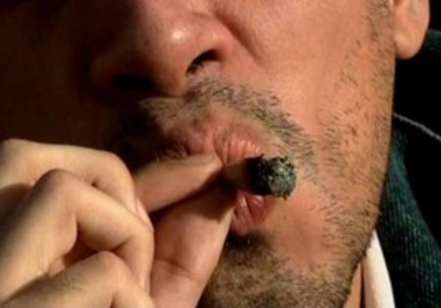 Smokers take to streets to legalize marijuana.