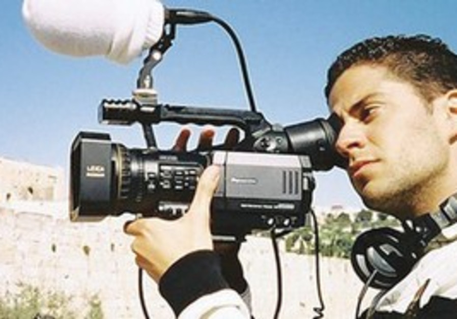 At 19, Brandon Assanti took his camera to Israel