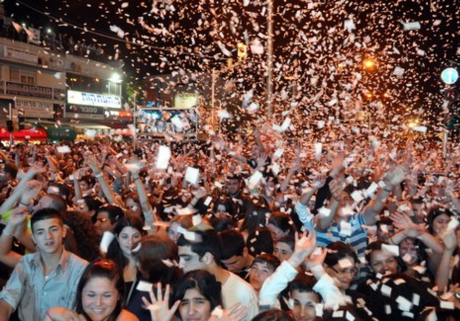 Celebrations marking Independence Day in Haifa