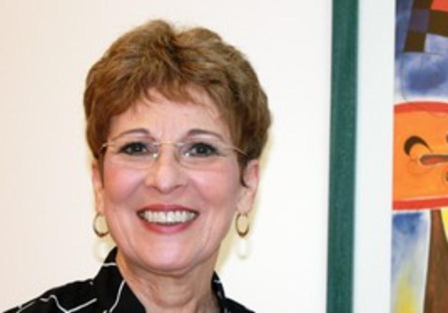 Israel Prize laureate Pnina Klein.