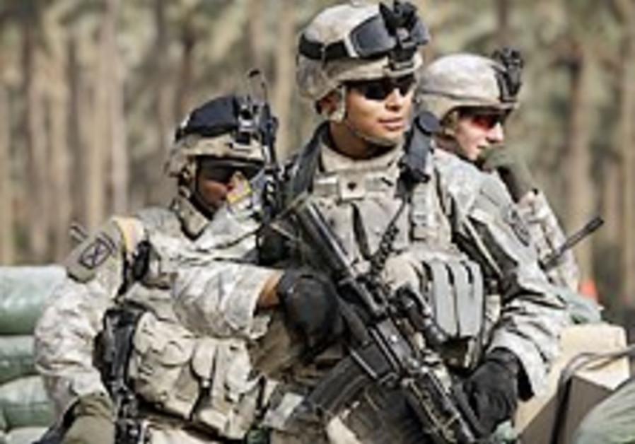 5 killed, 17 hurt in attack on US-run base near Baghdad