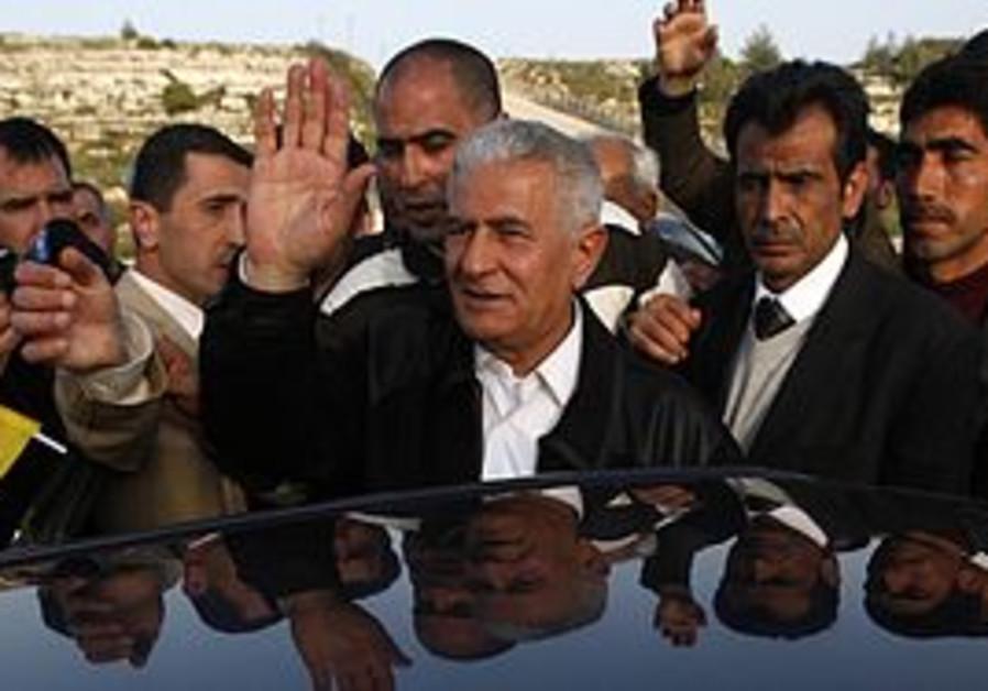 Fatah official Abbas Zaki