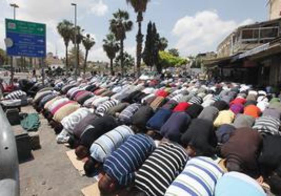 Nakba Day prayer