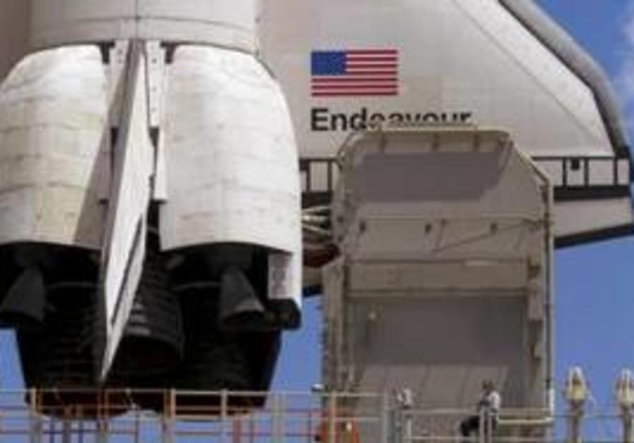 US Space Shuttle Endeavor