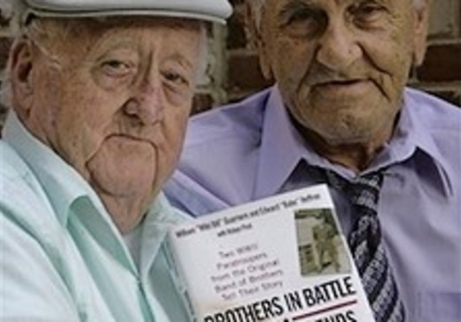 Meet the real-life 'Band of Brothers'