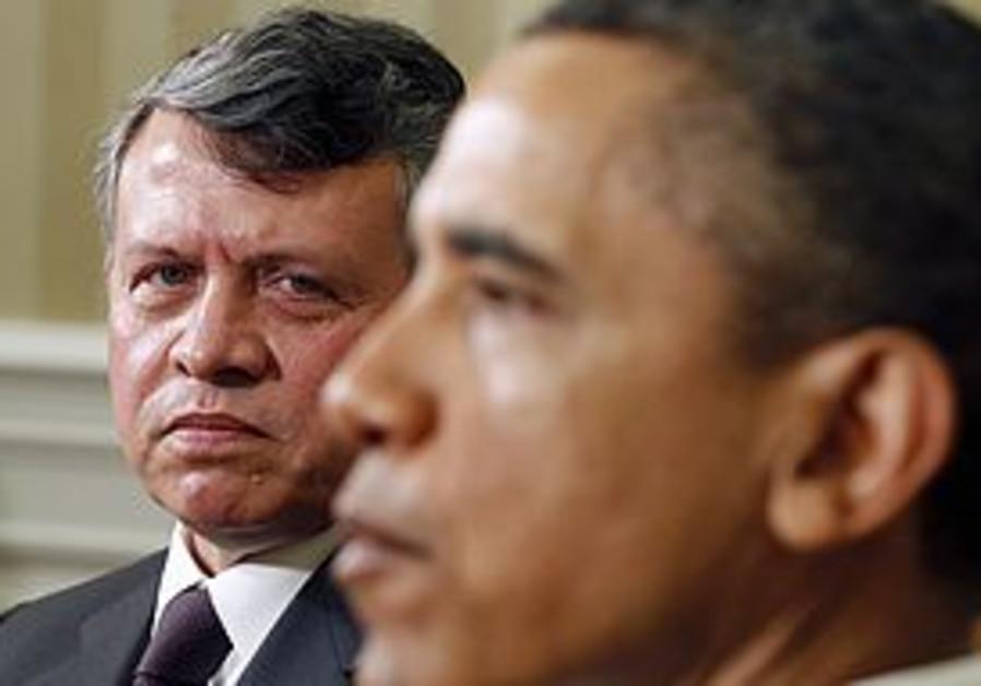 Obama and Abdullah meet in Washington