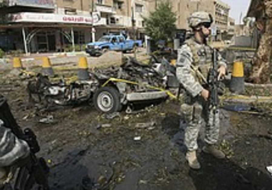 Bombings strike Baghdad and northern Iraq