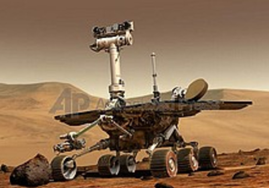 NASA extends Mars rover mission for fifth time