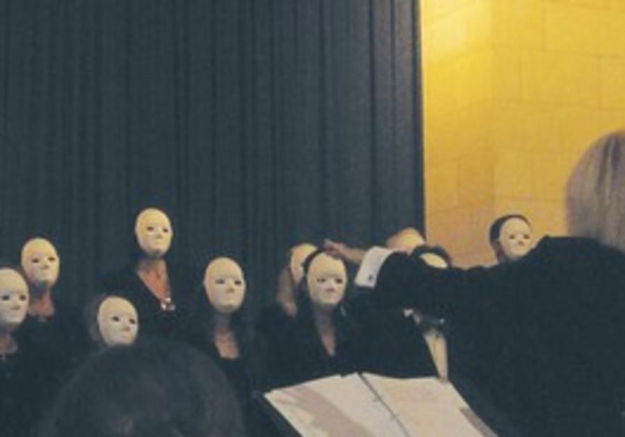 The Jerusalem A-Cappella Singers,