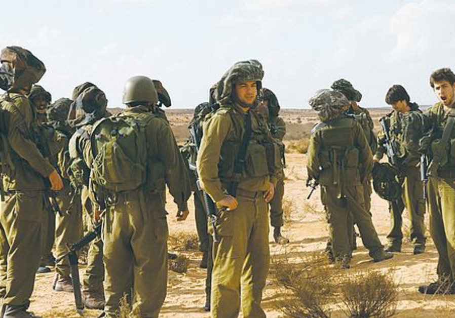 IDF lone soldiers