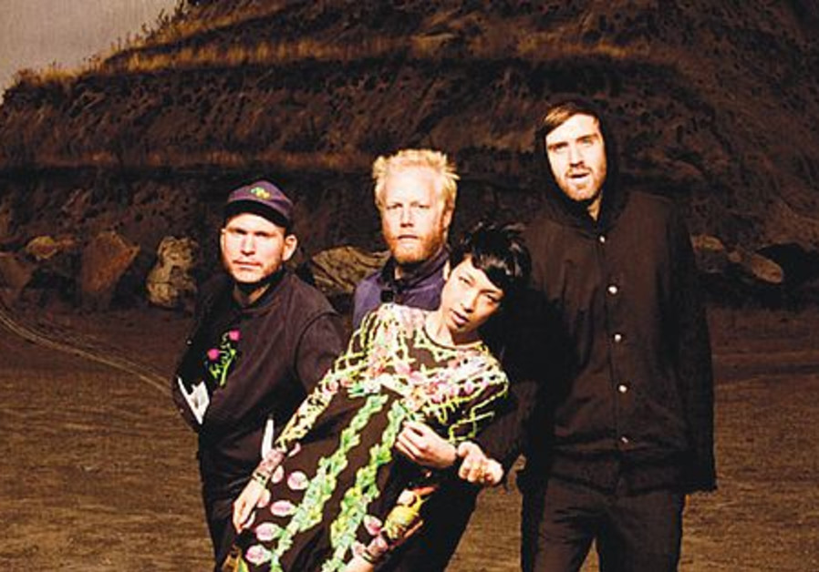Electro-indie band Little Dragon