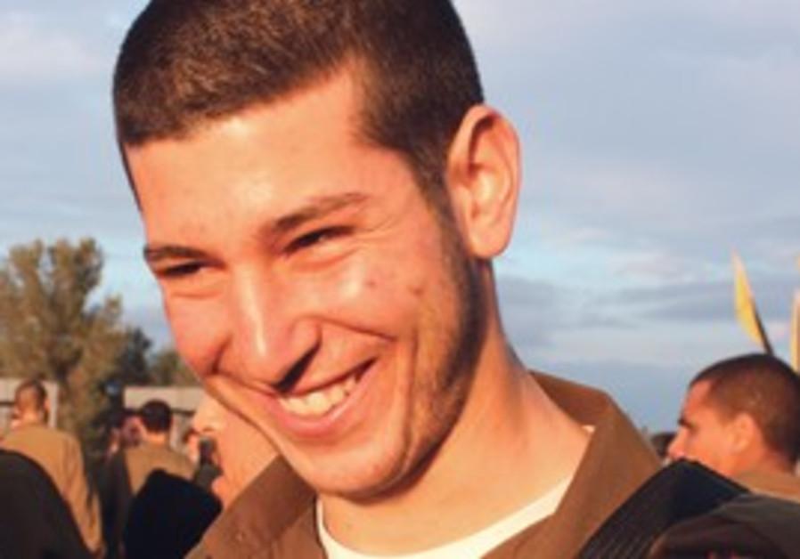 NIOT WATZMAN: A proud soldier in Golani