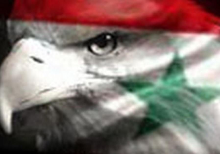 Syrian Revolution 2011 webpage