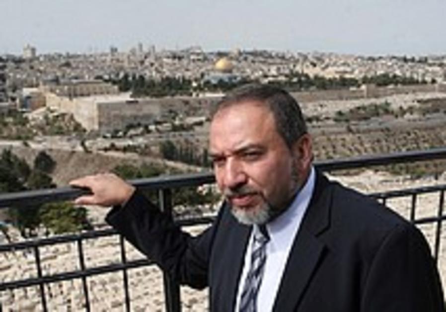 Lieberman: Silwan is Israel's forever