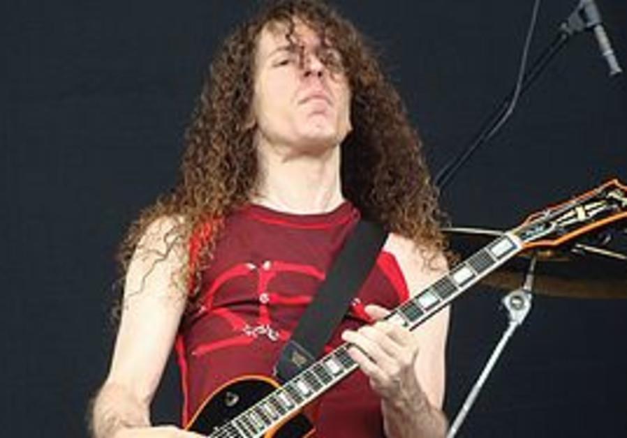 Marty Friedman, ex-Megadeth member