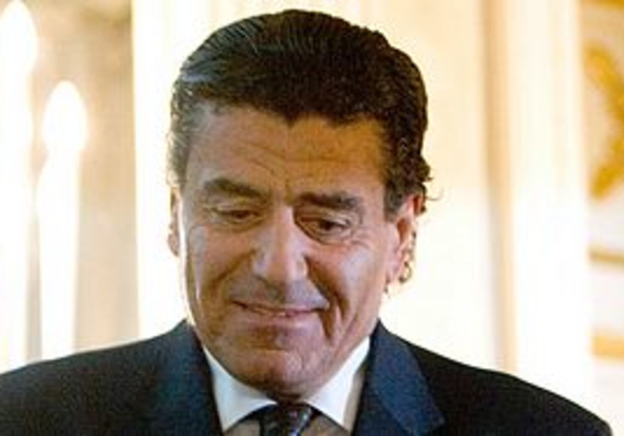 Billionaire Haim Saban