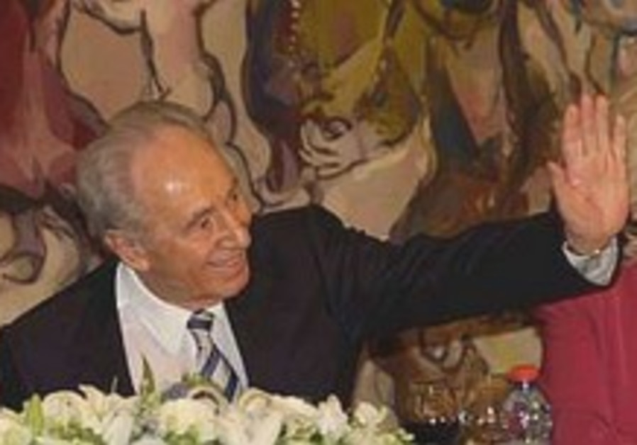 Peres to address Turkish parliament
