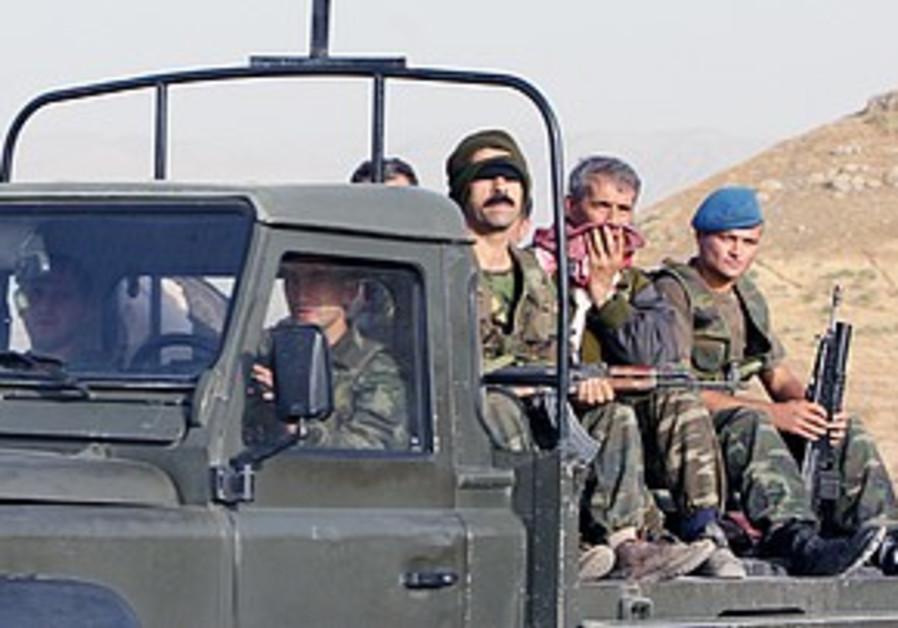 Iraqi Kurdish leader vows to fight Turkish incursion