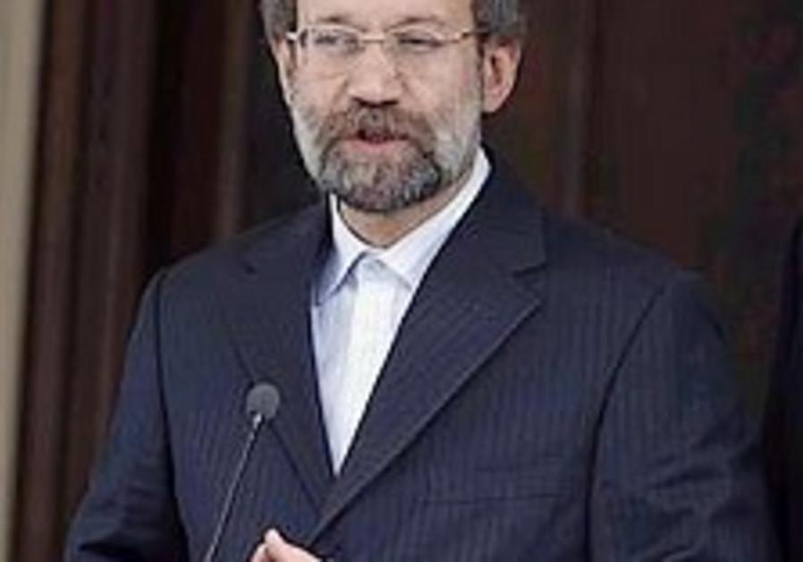 Iranian speaker denies prisoner rape allegations