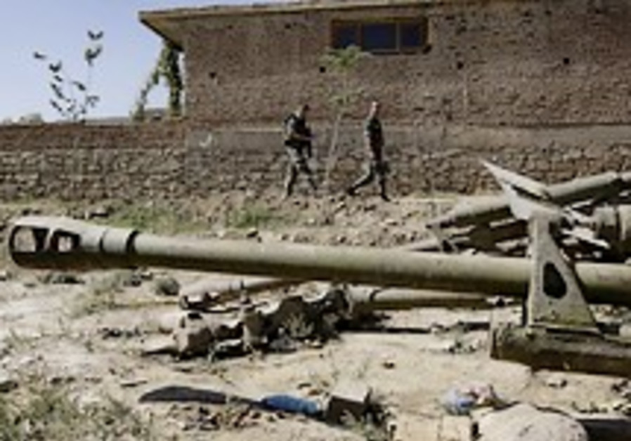 3 dozen Taliban killed in southern Afghan battle