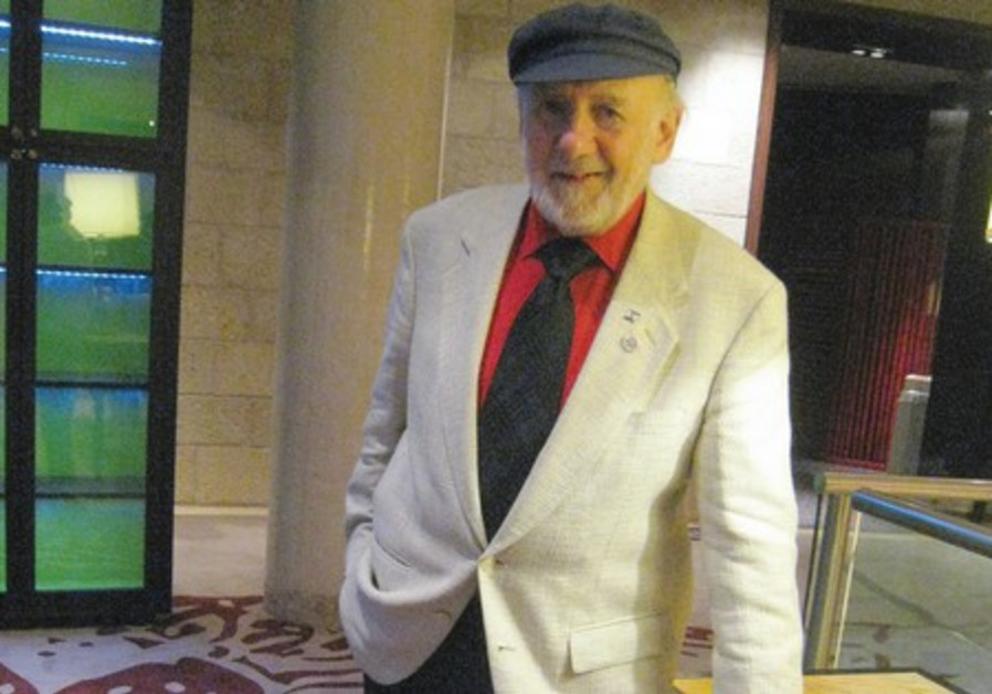 """I've got no time to learn Hebrew,"" Walter Bingham"