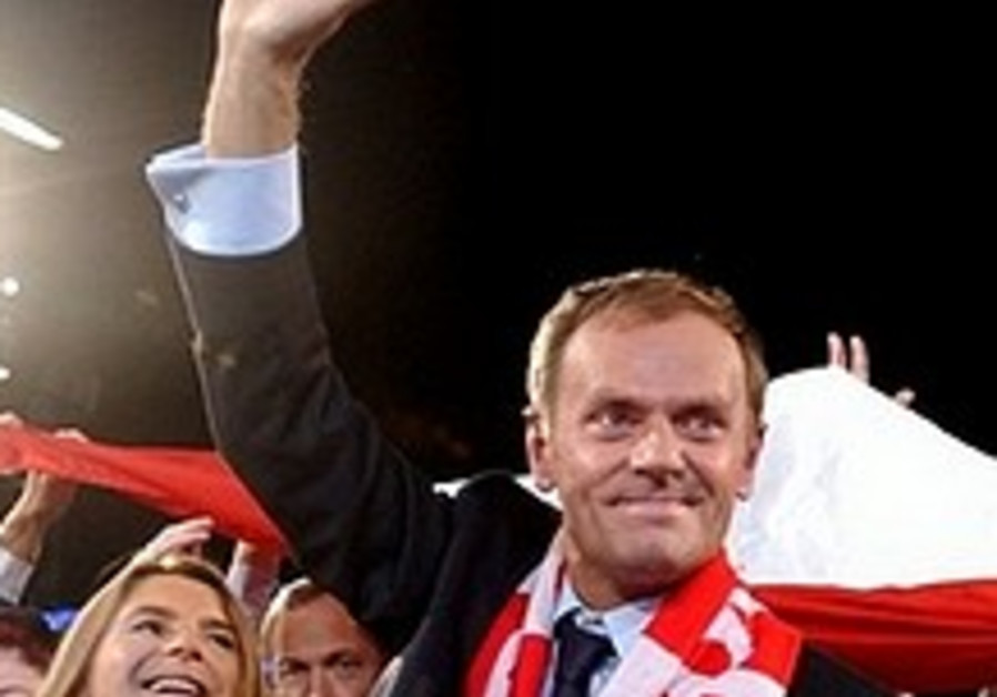 Opposition party wins Poland election