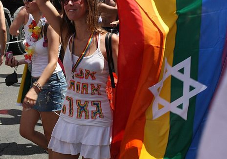 Tel Aviv Gay Pride Parade 2011