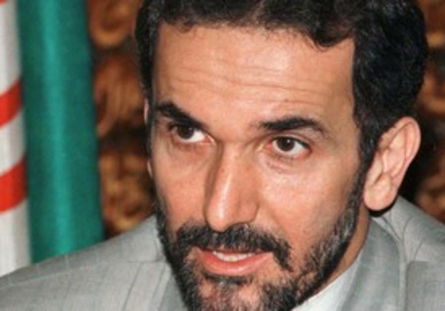 Iranian Deputy Foreign Minister Mehdi Akhoundzadeh