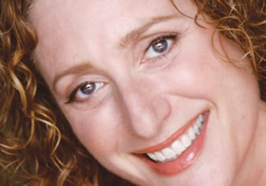 Comedienne Judy Gold