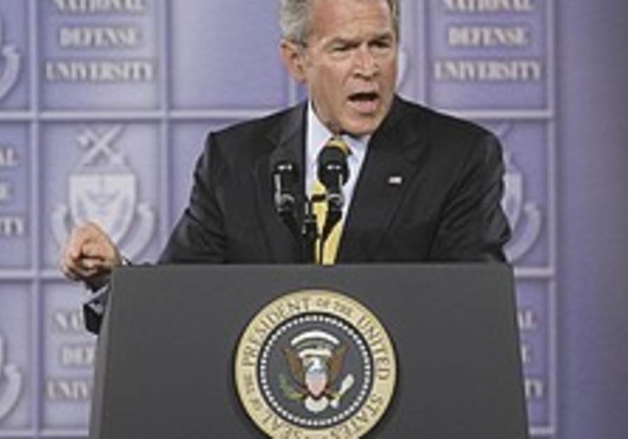 Bush: Missile defense in Europe is vital