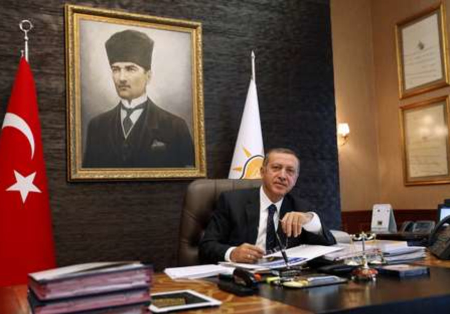Turkey's PM Erdogan