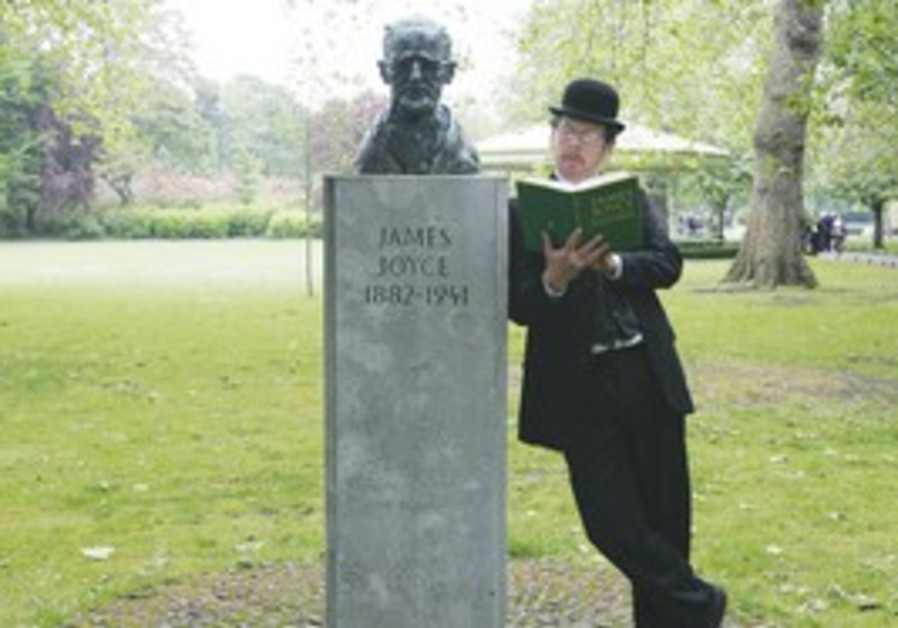James Joyce fan