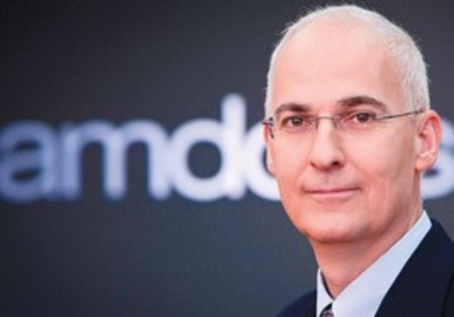 Amdocs CEO Eli Gelman
