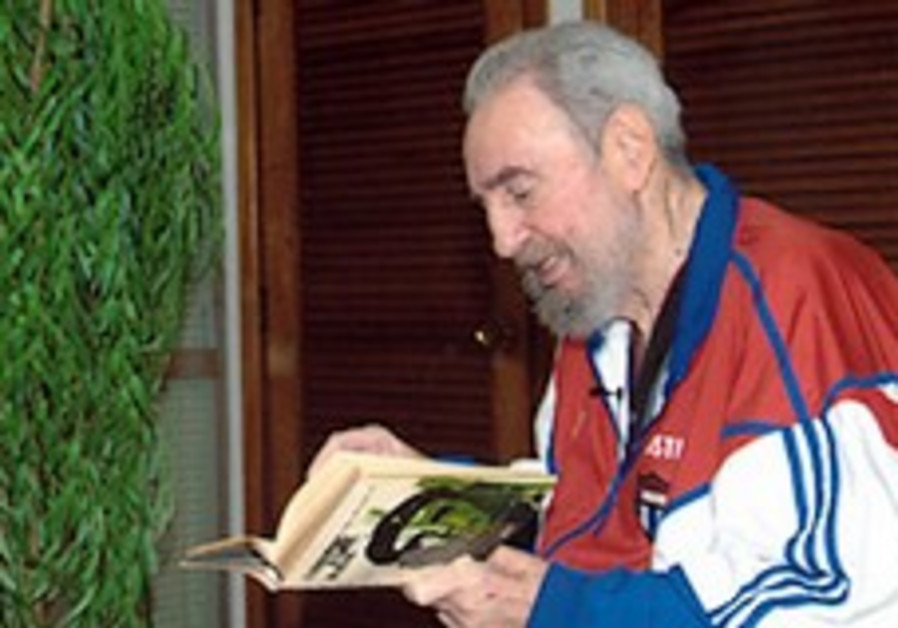 Castro: Bush plotting conquest of Cuba, World War 3