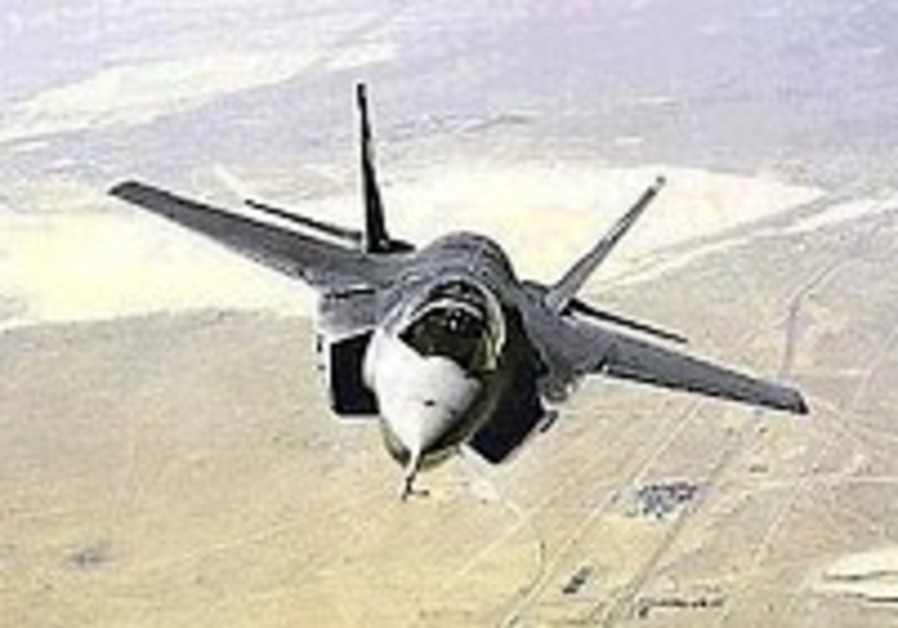 US to speed up stealth fighter delivery to Israel