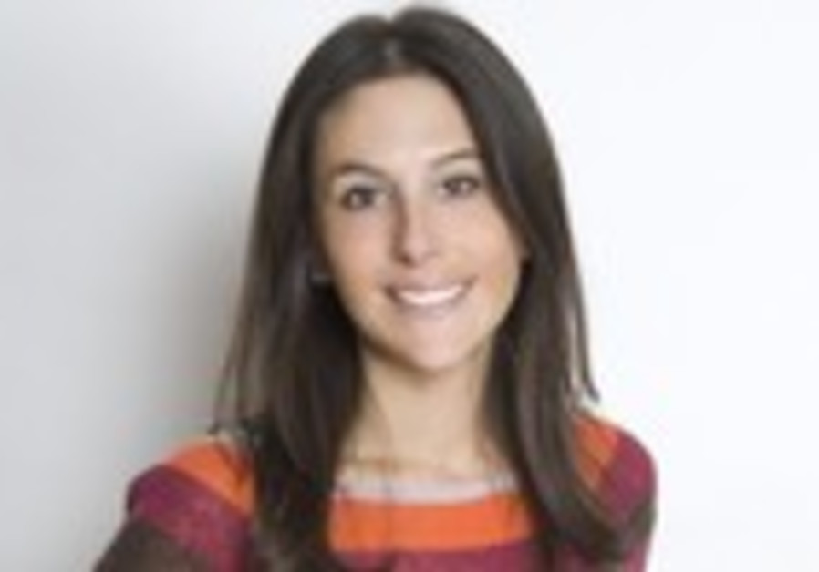Asian Jewish Life founder Erica Lyons