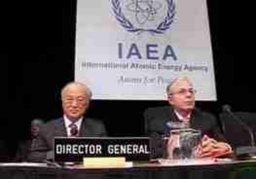 IAEA talks in Vienna