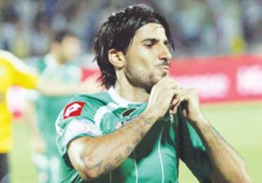 Lior Rafaelov to leave Haifa for Belgium