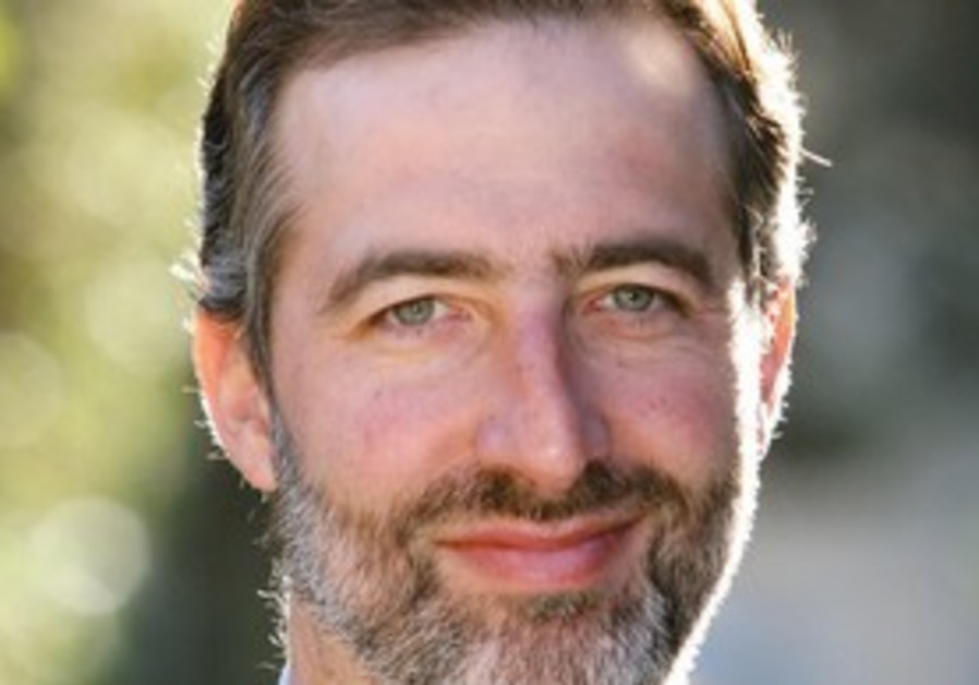 'Start-up Nation' author Saul Singer.