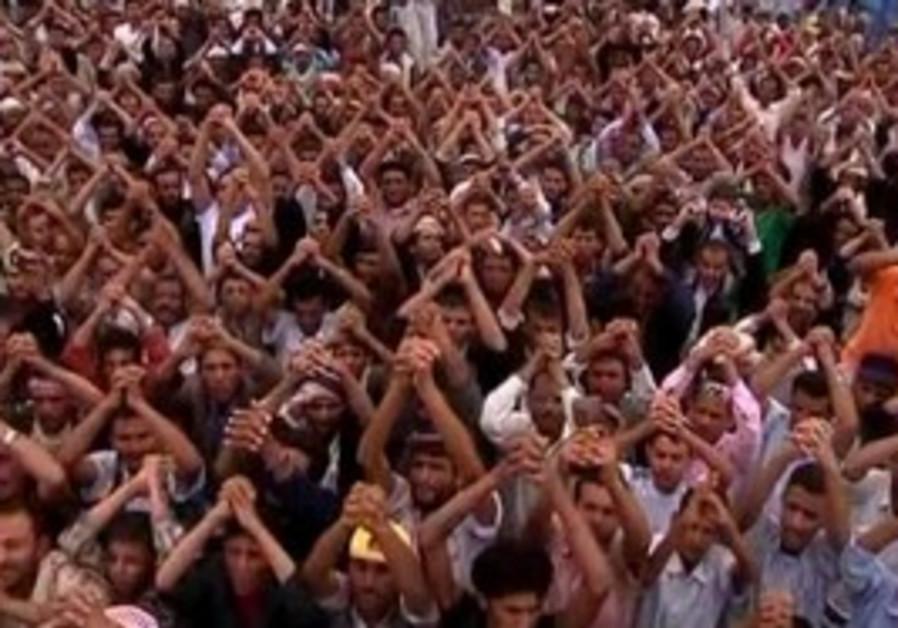 Yemen revolution