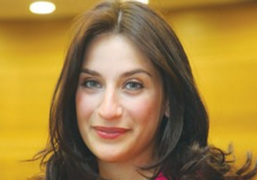 LUCIANA BERGER is shown at the ICJP conference