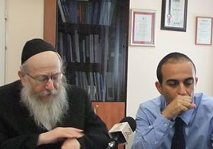 Deputy Health Minister Ya'acov Litzman