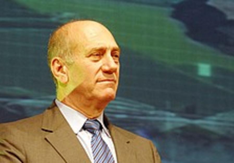 Olmert: PA aware timetable not on agenda