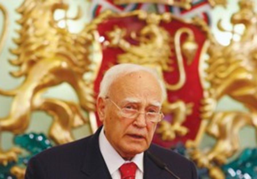 Greek President Karolos Papoulias
