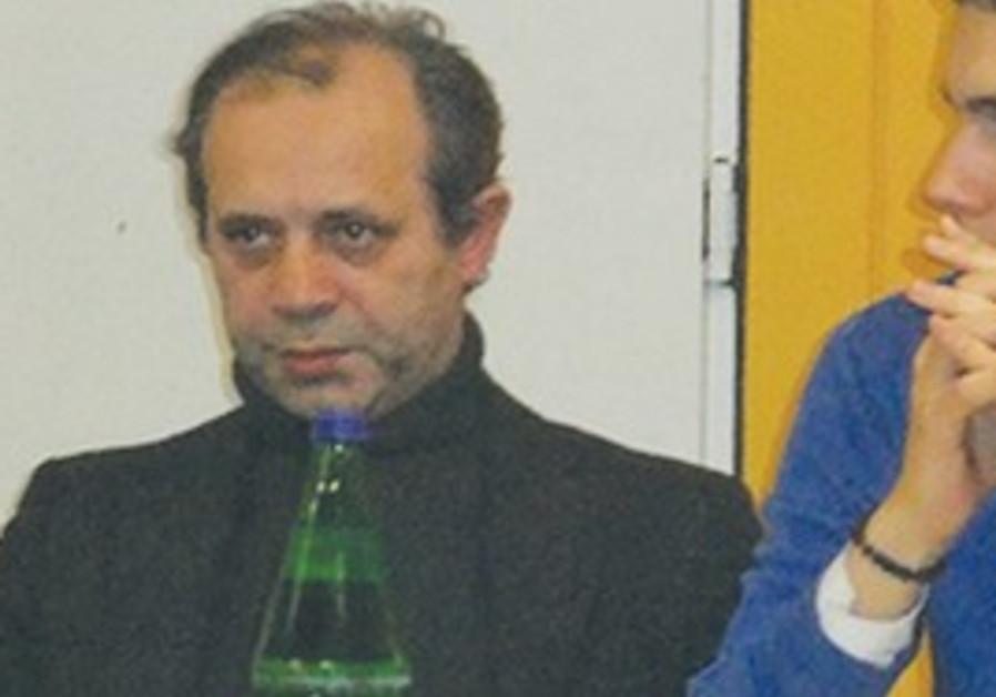 LEVI SALOMON leads task force against anti-Semitsm