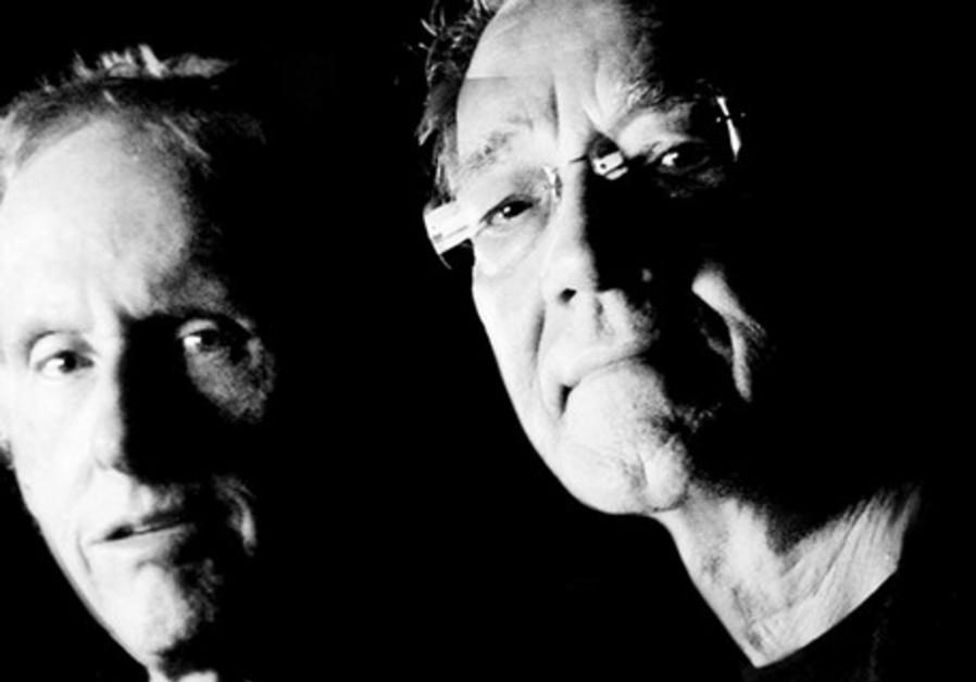 Ray Manzarek and Robby Krieger of The Doors.
