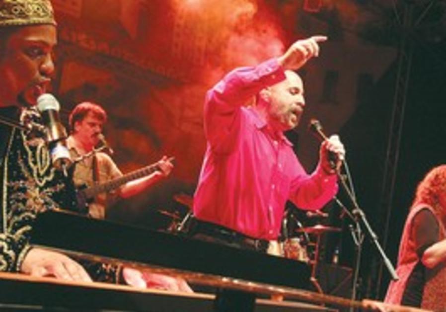Grammy-award-winning klezmer group