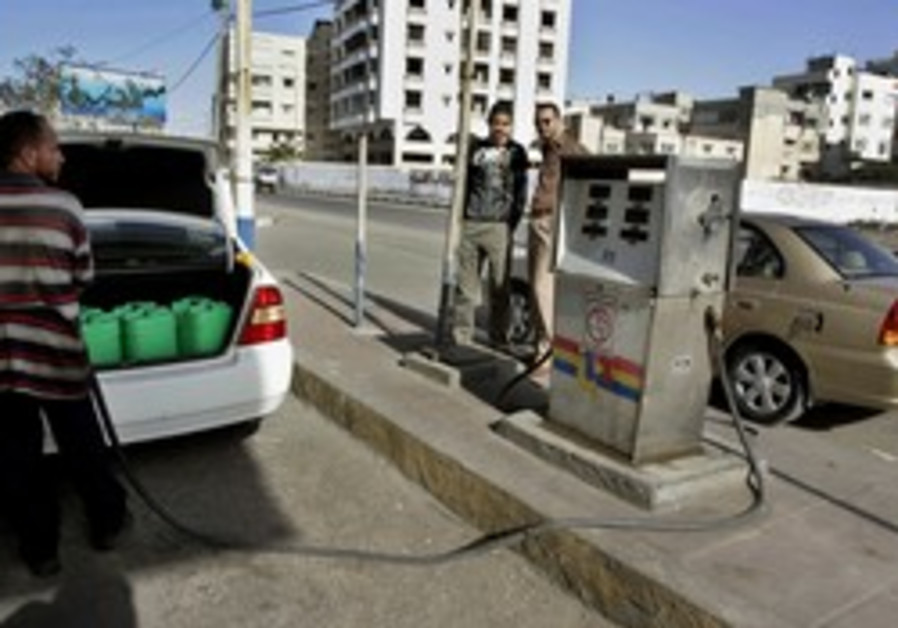 IDF official: 'Gaza sanctions not working'